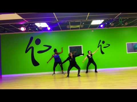 "Dance Fitness   Baddmixx Warm Up ""Jenny Came For"""