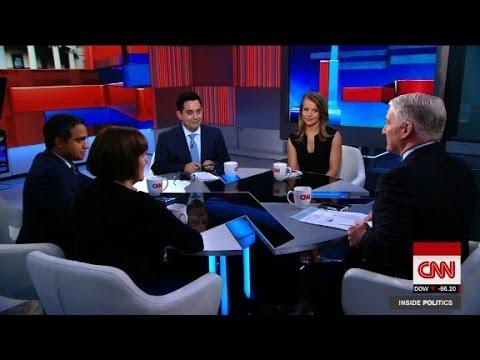 Trump focuses on agenda, after a rocky start