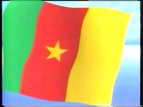 CRTV - Cameroon Radio Television - Oldschool intro