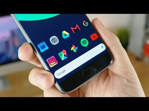 Best Android Icon Packs for December 2017!