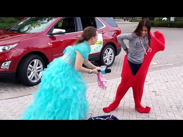 Ellen DeGeneres Show Surprises UM Student With New Car Cash Prize - Ellen degeneres show car giveaway