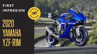 2020 Yamaha YZF-R1 and YZF-R1M Revealed! Here is what you need to know.