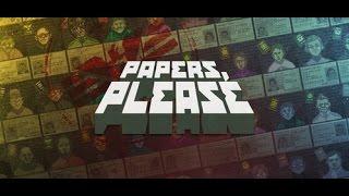 Papers  Please►Отпечатки #1