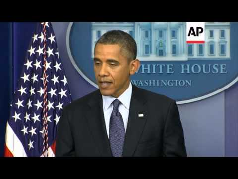 OBAMA'S SPEECH ON US ECONOMY, CLASSIFIED INFORMATION LEAKS