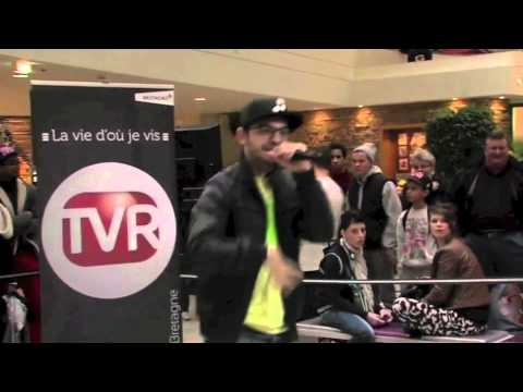 Showcase Da Titcha + Witty Crew // Tv Rennes // Station Colombier // Part. 1