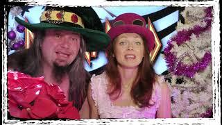 "DEF LEPPARD ( lip-dub) ""We all need Christmas"" feat  Corinne et Pierrick"
