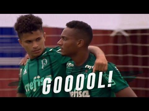 Palmeiras Sub 17, goleia e você acompanha os gols e os bastidores deste jogo