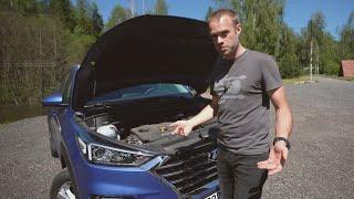 Hyundai Tucson 2020 (Полный Привод) Тест Драйв