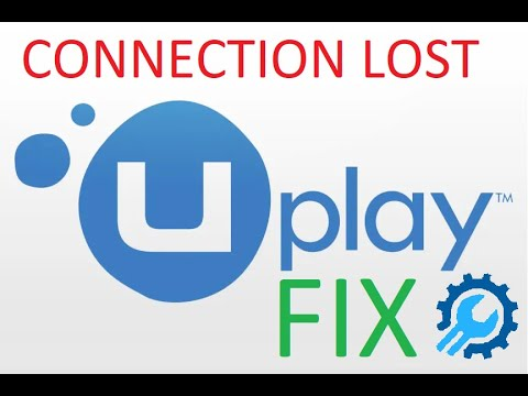 How To FIX Uplay Launcher Connection Lost