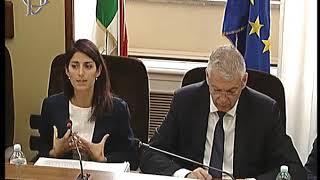 Roma - Audizione Raggi (11.07.17)