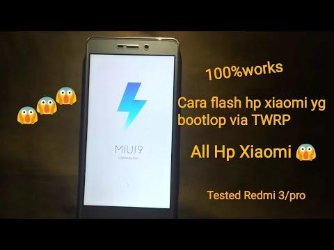 cara-flash-hp-xiaomi-yg-bootlop-lewat-twrp-100%works