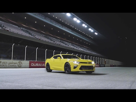Chevrolet Camaro in 60 Seconds