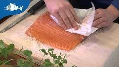 Hätälän kalankäsittelyvinkit -- lohen graavaus