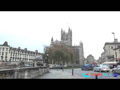 Windsor Castle, Stonehenge and Bath Day Tour with Lunch Pack - Video