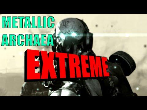MGSV : Phantom Pain | Fighting the skulls Tips - METALLIC ARCHAEA (EXTREME) Mission 42