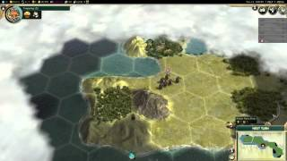 Civilization 5 -  Part 1 - Playing as England