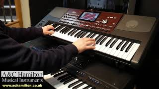 Yamaha PSR-SX700 VS Korg PA700 Which is better?