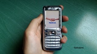 Nokia 6234 retro review (old ringtones and others)