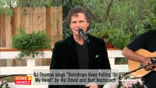 The Hallmark Channel Home & Family Show With BJ Thomas