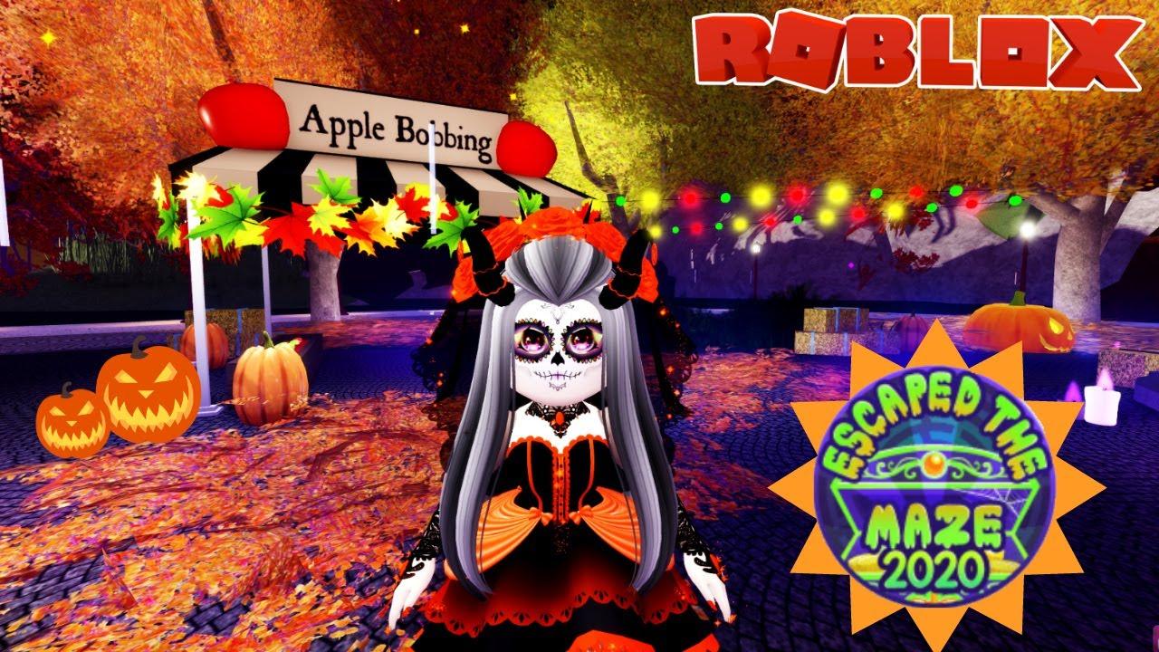 Royale High Halloween Update Beat The Maze Badge 2020