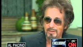 AL PACINO INTERVIEW ON LARRY KING LIVE 1/4