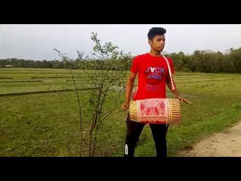 Bihu dhul badon// bihu buli //practice 🔥