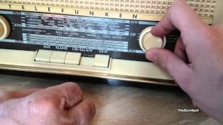 Telefunken jubilate 1351WL maintenance