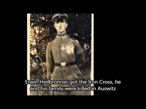 German Jewish soldiers - Memorial video