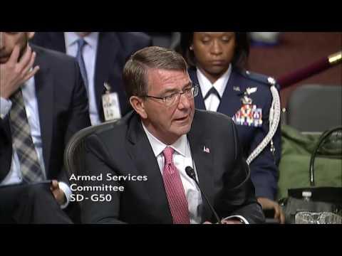 Sen. Cruz Questions Sec. Carter and Gen. Dunford in SASC Hearing