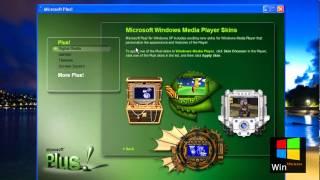 Installing Microsoft Plus! XP in Windows XP Pro SP3(+DL)
