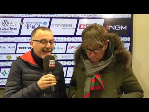 ONTV: Commenti Post Ternana-V. Francavilla (0-2)