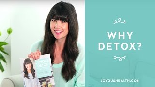 My new book Joyous Detox is here!