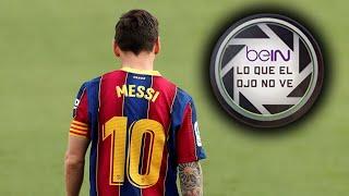 Lo que el ojo no ve: Lionel Messi en el clásico
