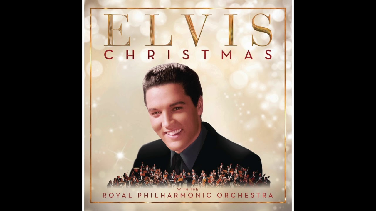 elvis presley blue christmas with the royal philharmonic orchestra - Blue Christmas Elvis Presley