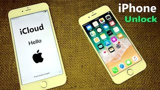 IPHONE 6 IPHONE 6 PLUS HOW TO ACTIVATION ICLOUD UNLOCK NEW METHOD IOS 11 REMOVE ICLOUD