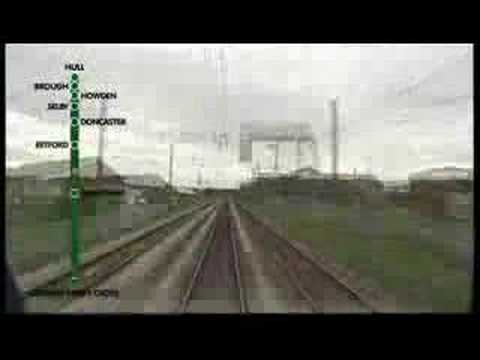 Hull Trains - Hull To London King's Cross In 3 Minutes - Film And Video Production