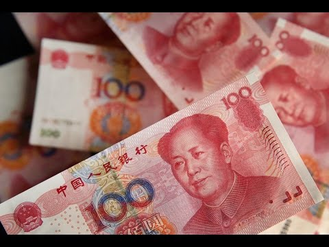 Why Money Keeps Flowing Out of China