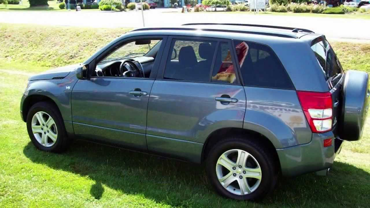 2007 suzuki grand vitara jlx l suv youtube. Black Bedroom Furniture Sets. Home Design Ideas