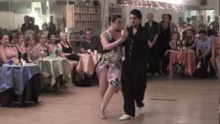Ariadna Naveira & Fernando Sanchez D3 Vals / La PITUCA 29 août 2012