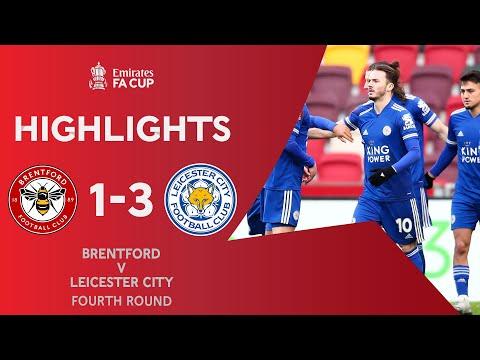 Maddison Stars In Comeback Win | Brentford 1-3 Leicester City | Emirates FA Cup 2020-21