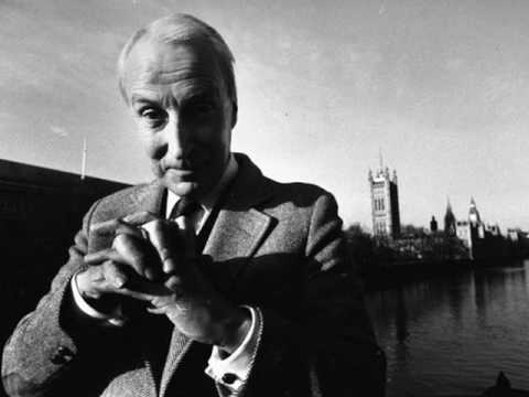 Ian Richardson on Scottish, English RP and Indian accents - Excerpt from Interview on ABC's Midday