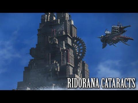 FFXIV OST The Ridorana Cataract ( To the Peak )