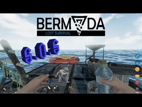 Bermuda - Lost Survival | Diving in blind Ep-1
