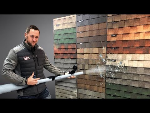 Asphalt Roofing Shingles: Class 4 Hail Rating Explained