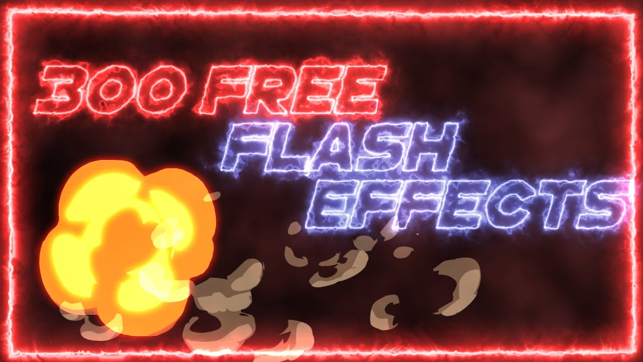 140 Flash FX Elements - After Effects Templates [HD] by