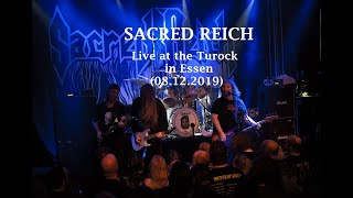 SACRED REICH - Divide and conquer/Ignorance/Salvation/Independent/Surf Nicaragua (In Essen 2019, HD)