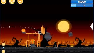 Angry Birds trick or treat 3 Estrellas instancia de parte 3-3