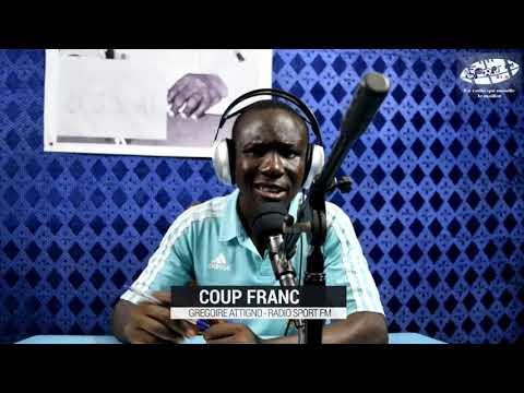 SPORTFM TV - COUP FRANC DU 29 NOVEMBRE 2018 PRESENTE PAR GREGOIRE ATTIGNO