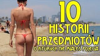 10 historii rÓŻnych przedmiotÓw