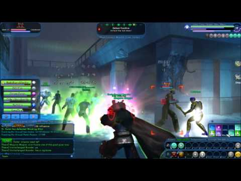 City of Heroes Walkthrough Part 6: Flux and FrostFire